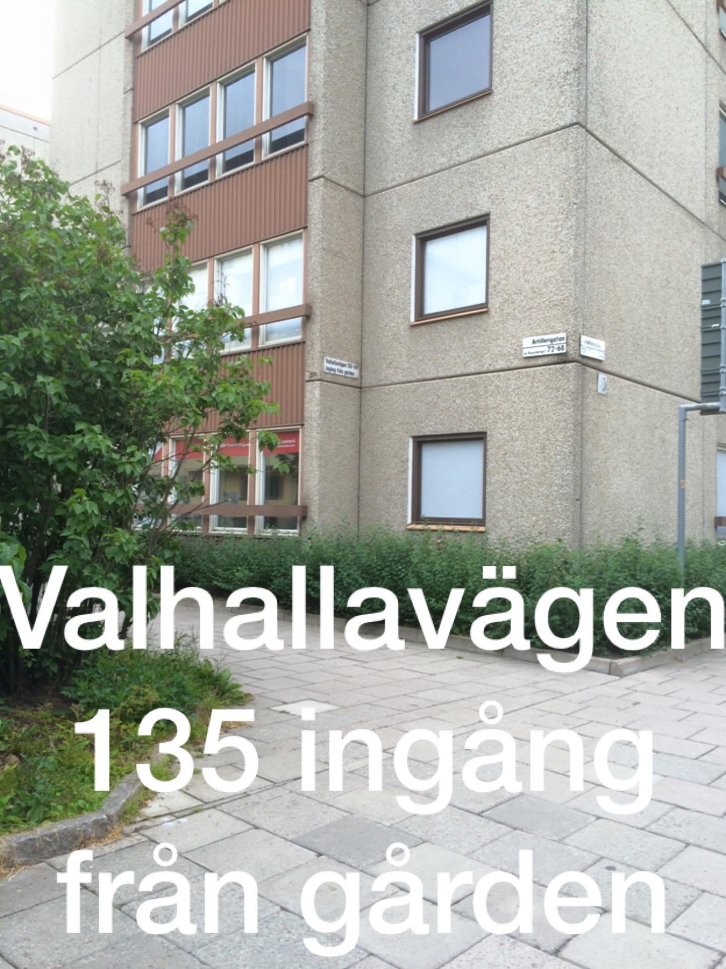 valhallavägen 135 stockholm